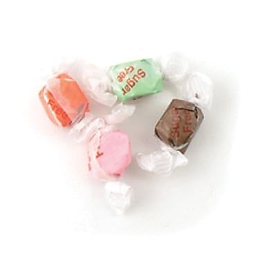 Sugar Free Assorted Taffy, 3 lb. Bulk