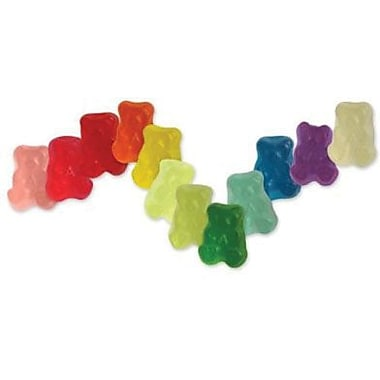Mini Gummi Bear Cubs, 5 lbs. Bulk