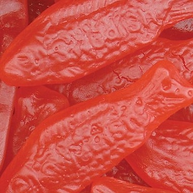 Red Swedish Fish, 5 lb. Bulk