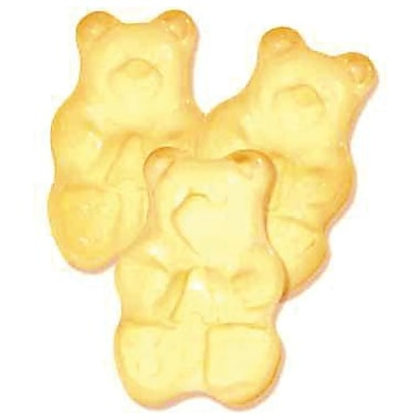 Pineapple Gummi Bears, 5 lb. Bulk