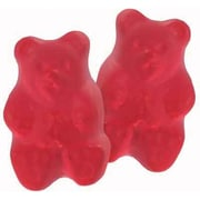 Fresh Strawberry Gummi Bears, 5 lb. Bulk