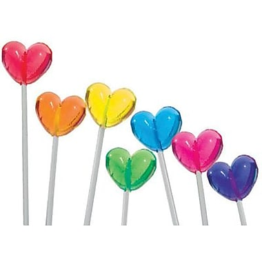 Twinkle Heart Pops, 30 Pieces/Box
