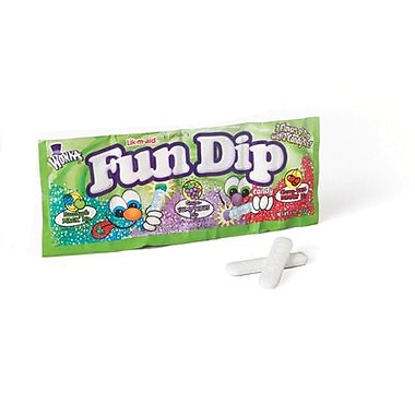 Wonka Lik M Aid Fun Dip, 1.5 oz. Packs, 36 Packs/Box