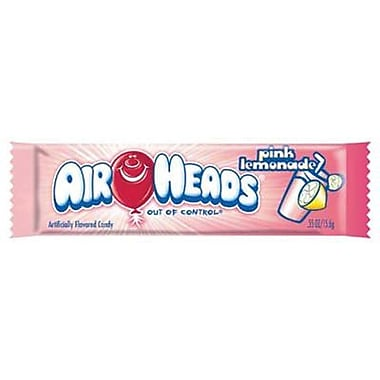 Airheads Pink Lemonade Bar, 0.55 oz. Bar, 36 Bars/Box
