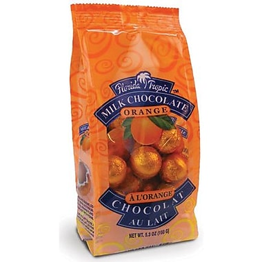 Florida Tropics Chocolate Balls, 5.3 oz. Bag