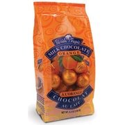 Florida Tropics Milk Chocolate Mini Foiled Orange Balls, 5.3 oz. Bag