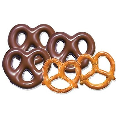 Milk Chocolate Covered Pretzels, 10 lb. Bulk