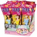 Pez Disney Princess Assorted Dispensers with Candy, 12 Dispensers/Box
