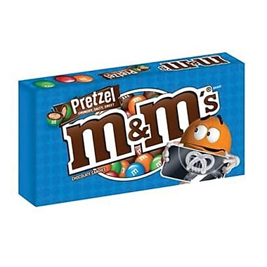 M&M's Pretzel, 3.4 oz. Theater Box, 12 Boxes