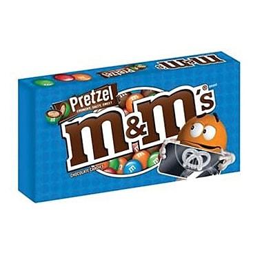 M&M's Pretzel, 3.4 oz. Theater Box, 12 Boxes