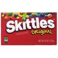 Skittles Original Candy, 4 oz. Theater Box, 12 Boxes