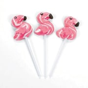 Flamingo Lollipops, 12 Lollipops/Box