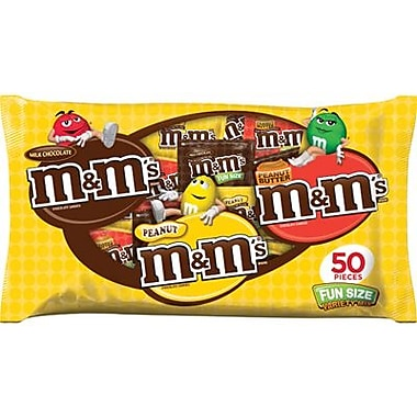 M&M's Variety Bag, 30.5 oz. Bag