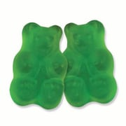 Green Apple Gummi Bears, 5 lb. Bulk