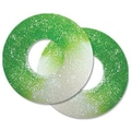 Apple Gummi Rings, 4.5 lb. Bulk
