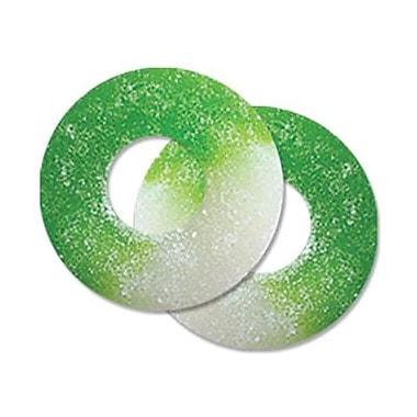 Apple Gummi Rings, 4.5 lb. Bulk