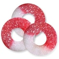 Cherry Gummi Rings, 4.5 lb. Bulk