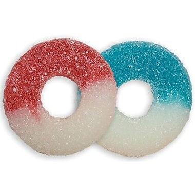 Freedom Gummi Rings, 4.5 lb. Bulk