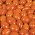Jordan Almonds Orange, 5 lb. Bulk