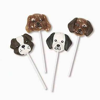 Dog Suckers, 12 Lollipops/Box