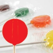 Assorted Lollipops Bulk, 5 lb. Bulk