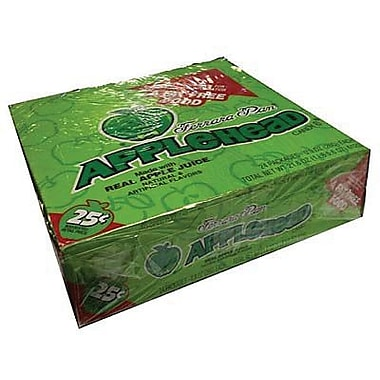 Applehead Candy, 0.9 oz. Mini Boxes, 24 Boxes