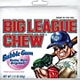 Big League Chew Original, 2.12 Oz. Pouch, 12