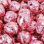 Birnn Milk Chocolate Champagne Truffles, Pink Foil, 1