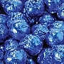 Birnn Milk Chocolate Hazelnut Truffles, Blue Foil, 1