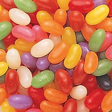 Assorted Jelly Beans, 5 lb. Bulk