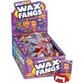 Wack-O-Wax Fangs, 12 oz. Box, 24 Wax Fangs/Box