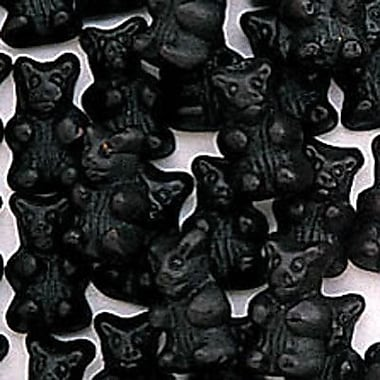 Sugar Free Licorice Bears, 2.2 lb. Bulk