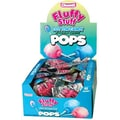 Fluffy Stuff Cotton Candy Pops, 48 Lollipops/Box