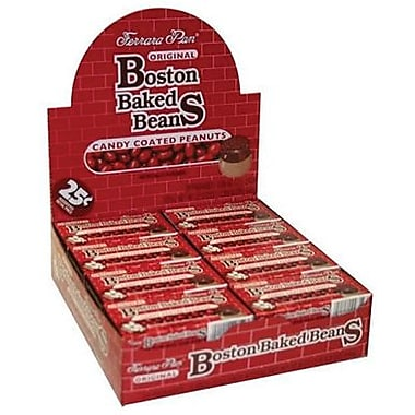 Boston Baked Beans, 0.75 oz. Mini Boxes, 24 Boxes