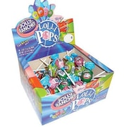 JOLLY RANCHER Lollipops, Assorted Flavors, 50 Count
