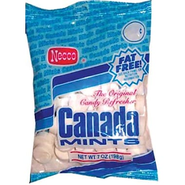 Canada Mints, 7 oz. Bags, 24 Bags/Box