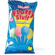 Fluffy Stuff Cotton Candy, 1 oz. Packs, 12 Packs/Box