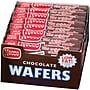Necco Chocolate Wafer Rolls, 2.02 oz. Rolls, 24