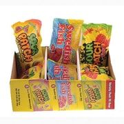 Sour Patch Kids, Sour Patch Watermelon and Swedish Fish, 2.oz. Packs, 18 Packs/Box