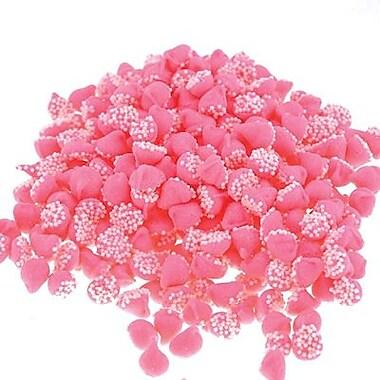 Petite Mint Nonpareils Pink, 5 lb. Bulk