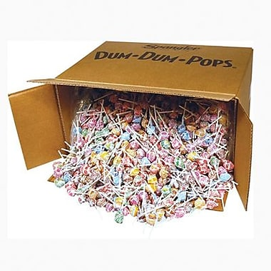 Dum Dum Pop Assorted, 30 lb. Bulk