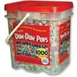 Dum Dum Assorted, 1000 pieces/Tub