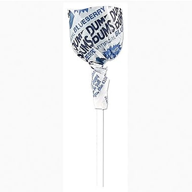 Dum Dum Blueberry Lollipops, 1 lb. Tub