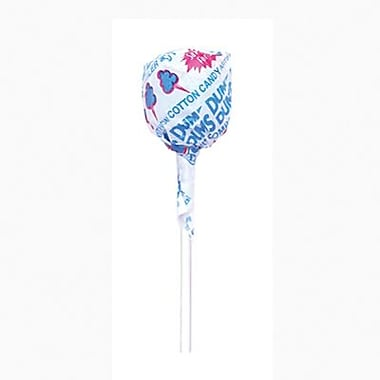 Dum Dum Cotton Candy Lollipops, 1 lb. Tub