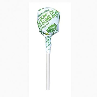 Dum Dum Cream Soda Lollipops, 1 lb. Tub