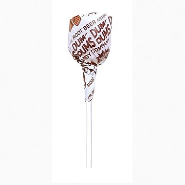 Dum Dum Root Beer Lollipops, 1 lb. Tub