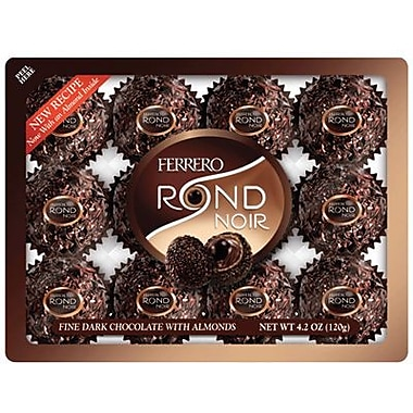 Ferrero Rondnoir, 4.2 oz. Gift Box, 6 Boxes/Case