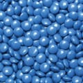 Milk Chocolate Blue Gems, 5 lb. Bulk
