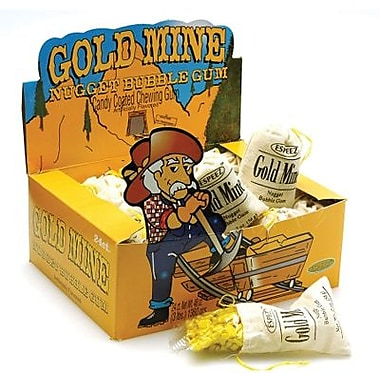 Gold Mine Gum 2.0 oz., 24 bags/Box