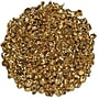 Gold Wrapped Mint Hard Candies, 5 Lb. Bulk